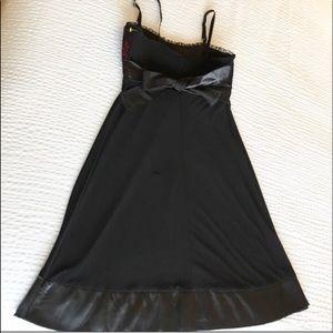 Taboo Dresses - Simple Elegant Cocktail Dress Spaghetti Straps